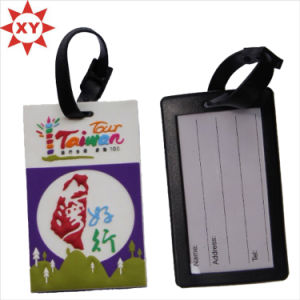 Factory Directly Supply Luggage Tag Template for Gifts pictures & photos