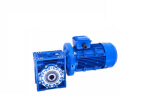 Worm Gear Arrangement Speed Reducer