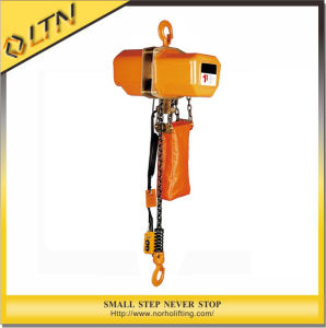 CE Certificated Electrice Chain Hoist (ECH-JA) pictures & photos