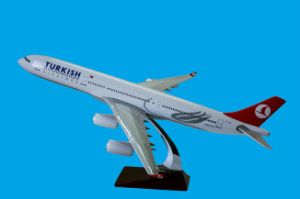 Airbus A340 Plastic Model Airplane pictures & photos