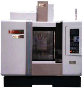 High-End Level Model 3 Axis Metal Vertical CNC Milling Machine (HEP1060L) pictures & photos