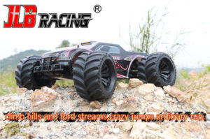 1: 10 Scale Radio Control Car 4WD Brushless off-Road Truggy Splashwater-Protected pictures & photos