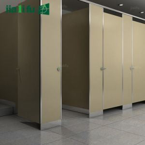 Jialifu Hot Sale High Quality Toilet Cubicle Partition pictures & photos
