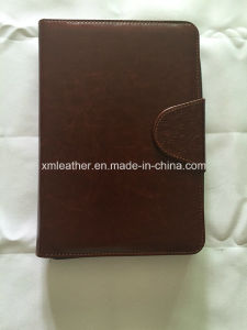 Personalized Leather Organizer Notebook with Multi Card Slots pictures & photos