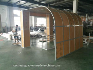 3*3m Customized Octanorm System Similar Exhibition Booth pictures & photos