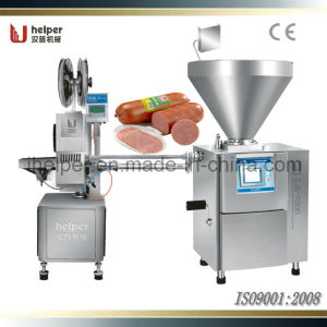 Fully Automatic Dual Sausage Clipper pictures & photos