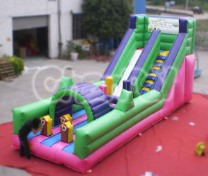 Exciting Amusement Games Inflatable Obstacle Chob196 pictures & photos