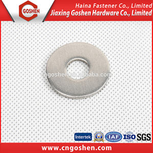 DIN125 F436 Stainless Steel Flat Washer pictures & photos