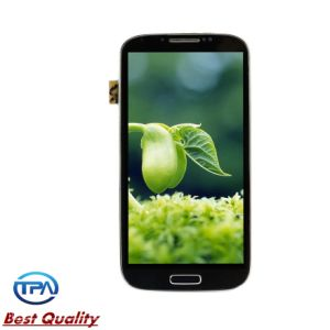 Original Mobile Phone LCD for Samsung Galaxy S4 I9505 with Frame