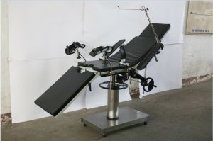 Ordinary Operating Table, Surgery Bed, CE ISO9001 Certified pictures & photos