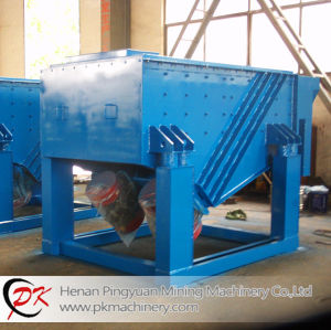 Double Deck Sand Linear Vibrating Screen Machine pictures & photos