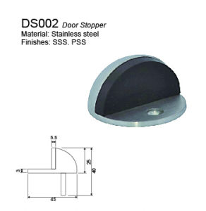 Stainless Steel Door Stopper Rubber Stopper pictures & photos