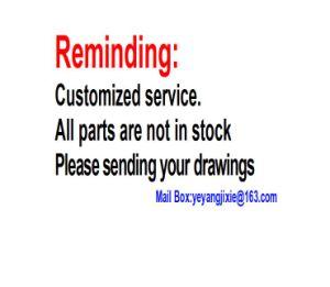 Custom CNC Machining Flange Parts pictures & photos