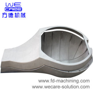 Good Customized Aluminum Die Casting for Lighting Parts