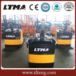 Ltma 2t Electric Powered Pallet Stacker pictures & photos