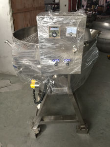 100L Electric Heating Stainless Steel Pot pictures & photos