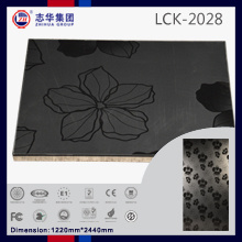 Different Thickness of MDF/PVC Laminated MDF/High Gloss White MDF Board (LCK2048) pictures & photos