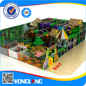 2016 CE Safe Kids Indoor Playground with Tube Slide, Yl-Tqb030 pictures & photos