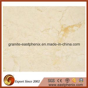 Natural Polished Beige Marble Tile for Porcelain/Exterior Floor Tile pictures & photos