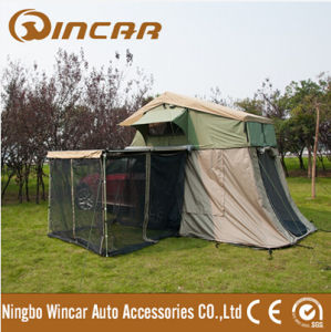 Awning Room with Roof Top Tent