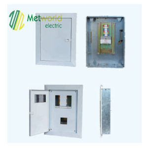 Surface Distribution Board Distribution Box Metal Wall Mount Enclosure pictures & photos