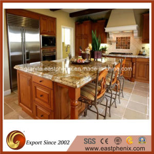 Polished Granite Countertop for Concrete pictures & photos