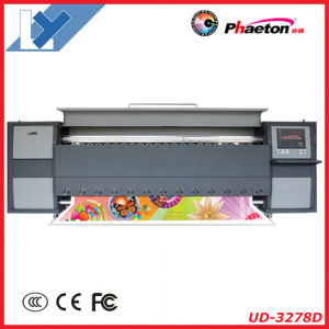 3.2m Phaeton Ink Jet Solvent Large Format Digital Printer (UD-3278D) pictures & photos