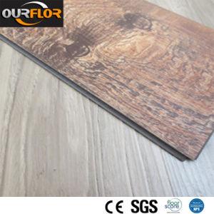 Waterproof PVC Click Vinyl Floor Tile, PVC Tile, PVC Flooring pictures & photos