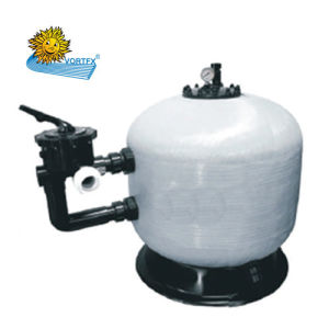 Ts750 Economical Side-Mount Fiberglass Sand Filter for Swimming Pool and Sauna