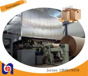 High Quality Liner Paper Machine, Kraft Paper Machine Plant pictures & photos