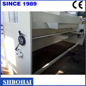 Bohai Brand Quality Metal Shearing Machine pictures & photos