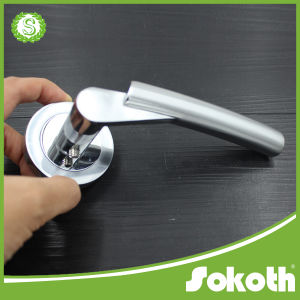 Hot Sell fashion Zamac Interior Door Handle pictures & photos