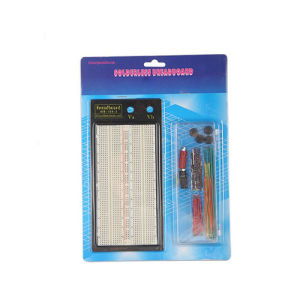 1360 Tie-Point Solderless Breadboard Test Breadboard (BB-2T1D+J) pictures & photos