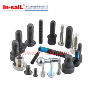 DIN Stndard Stainless Steel Screws, Black Oxide Bolts, M10 Studs pictures & photos