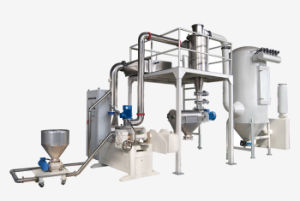 Grinding System for Powder Coating 500kg/H pictures & photos