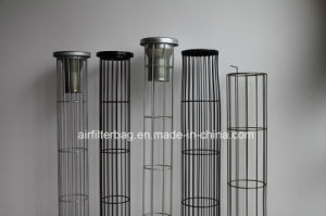 Filter Cage with Zinc-Plated Treatment for Bag Filter pictures & photos