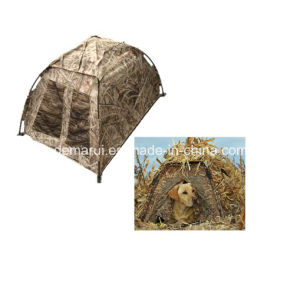 Camouflage Color Oxford Waterproof Tent for Dog pictures & photos