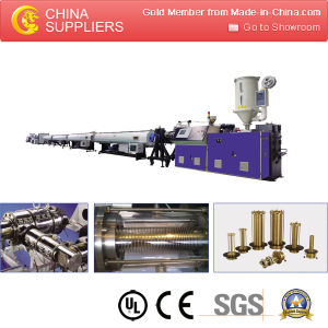630-1000mm HDPE Pipe Extrusion Line pictures & photos