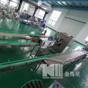 Automatic Plastic Bottle Water Packing Filling Bottling Machine pictures & photos