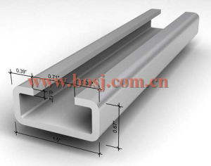 China Perforated Solar Steel Bracket for Solar Collector Brackets ...