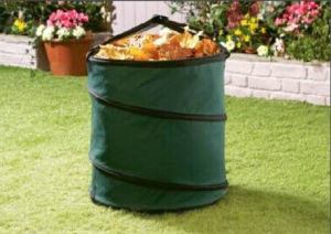 Collapsible Garden Bin Foldable Pop up Garden Bin pictures & photos