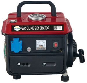 650W 2.0HP/3000rpm Gasoline Generator with Handle (950C) pictures & photos