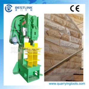Mushroom Wall Stone Split Face Machine for Decorative Marble pictures & photos