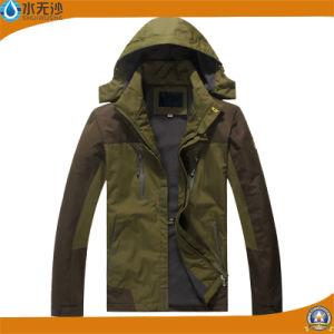 Wholesale Men′s Fashion Ski Jacket Winter Motorcycle Jacket pictures & photos