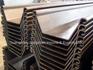 Hot Sales Q235 Q345 Steel Sheet Piling