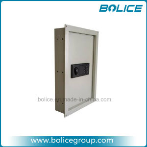 Electronic Slim Hidden in Wall Mounted Safe pictures & photos