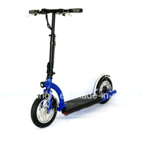 Wholesale High-Tensile Al Foldable E Scooter/E-Scooter (ES-1201) pictures & photos