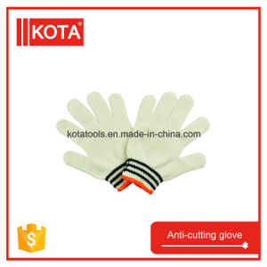 Safety Industrial Nylon Hand Gloves for Industrial Use