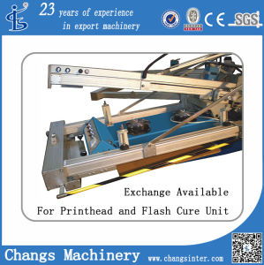Yh Automatic Textile Screen Printing Machine pictures & photos