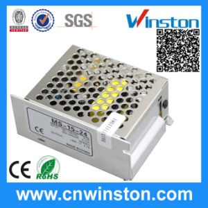Ms-15-24 AC/DC Mini Size Switching Power Supply with CE pictures & photos